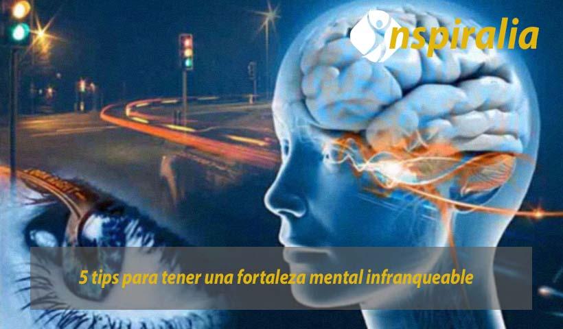 fortaleza mental