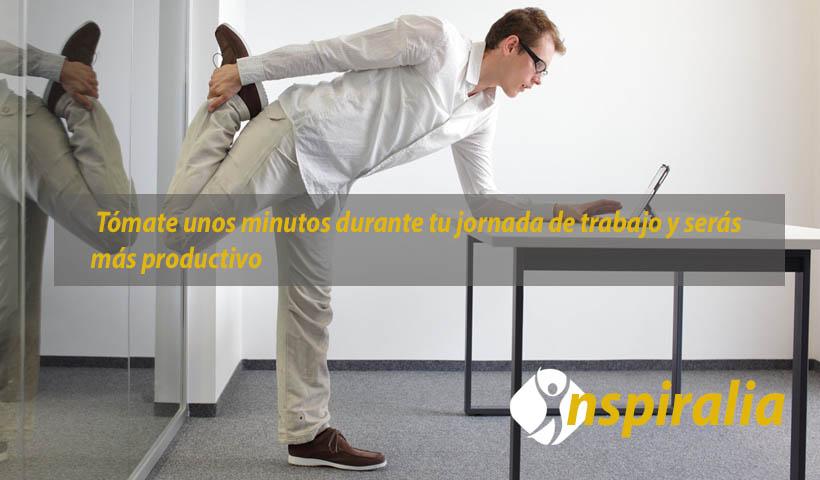 Pausas activas en el trabajo: Beneficios, ejercicios y dinámicas